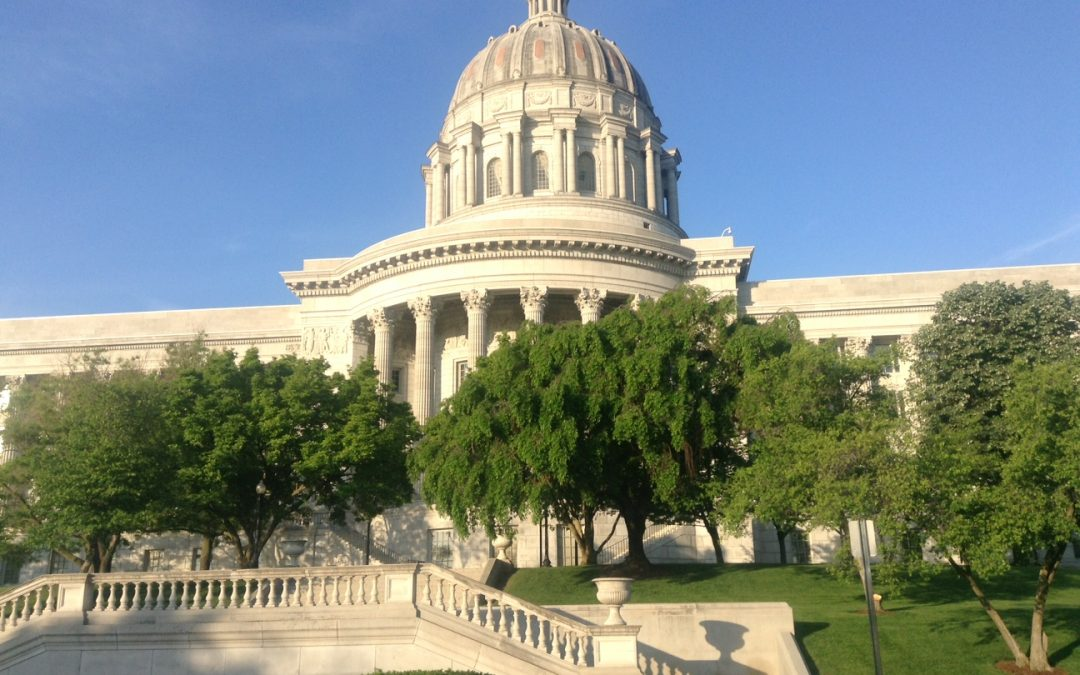 2020 Missouri Legislative Forecast