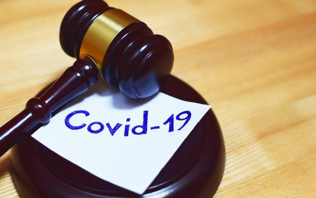 COVID Liability Bills Perfected in Missouri Senate